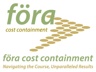 föra cost containment